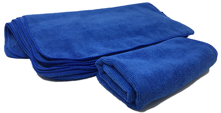Microfiber Cleaning / Polishing Cloth (12 pack)
