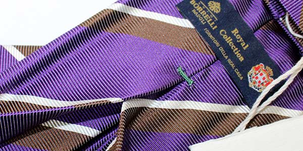 Luigi Borrelli Elevenfold Ties