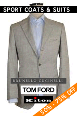 Suits and Sport Coats Online