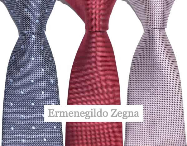 NEW Zegna Ties