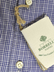 Luigi Borrelli Dress Shirts Detail