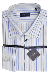 Canali Shirt Men Dress Shirts