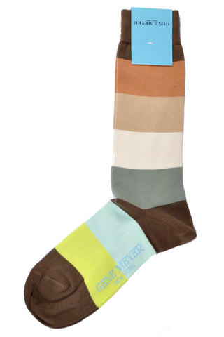 Gene Meyer Clothing Colorful Socks