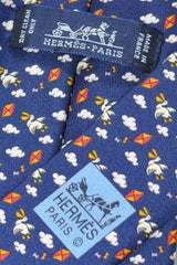 Hermes Novelty Ties