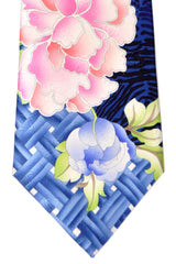 Leonard Paris Ties Floral