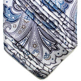 Pleated Silk Tie
