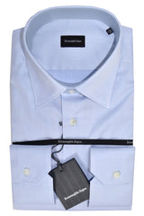 Zegna Blue Shirts