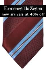 Zegna Ties New