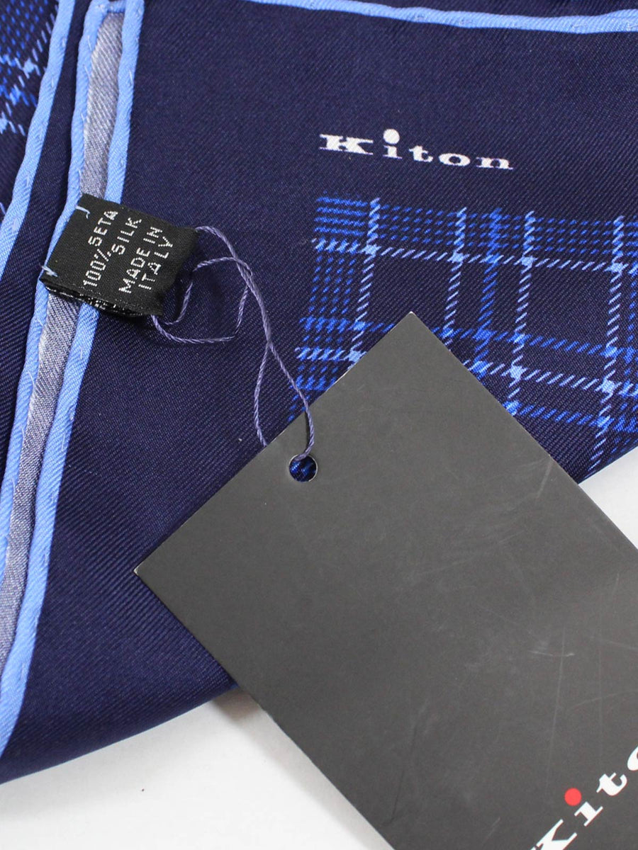 Kiton Napoli Pocket Square