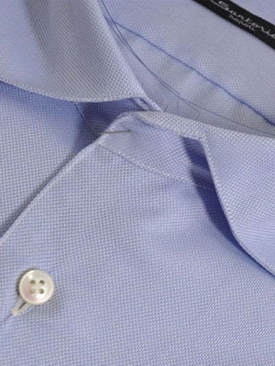 Sartorio Dress Shirt Light Blue 38 - 15 REDUCED - SALE