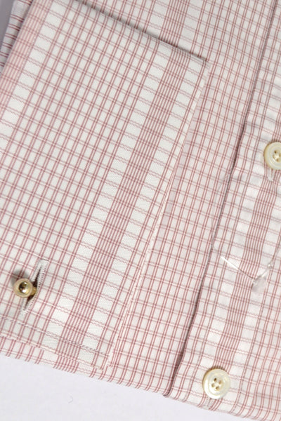 Tom Ford Shirt Pink White