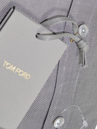 Tom Ford Shirt Gray New