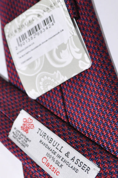 Turnbull & Asser Tie Made in England