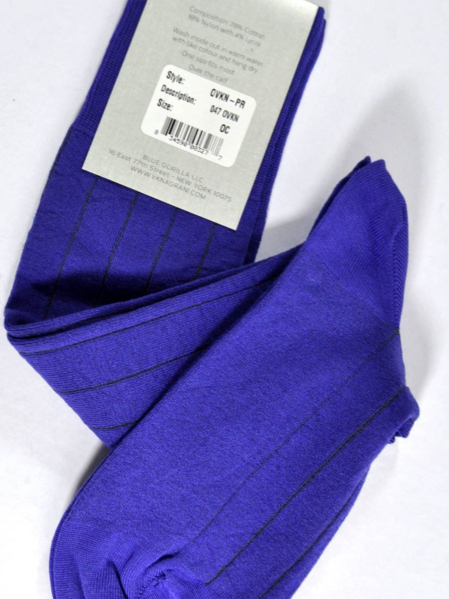 VK Nagrani Socks Purple