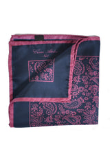 Cesare Attolini Silk Pocket Square