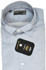 Barba Sport Shirt Gray Dots