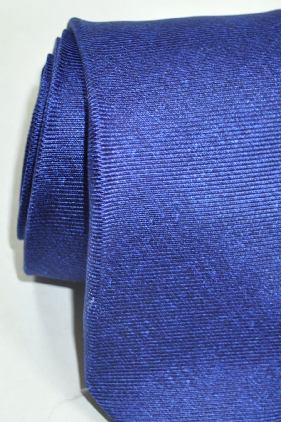 Barba Sevenfold Tie Royal Blue Solid Design