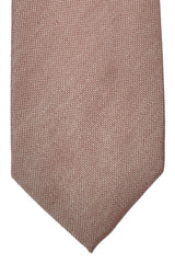 Barba Sevenfold Tie Brown Silver Design