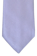 Battisti Sevenfold Tie Lilac Gray Silver Geometric