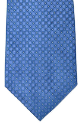 Battisti Tie Midnight Blue - Special Hidden Pocket
