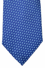 Battisti Tie Blue Navy Hidden Pocket Edition