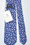 Luigi Borrelli Sevenfold Tie ROYAL COLLECTION