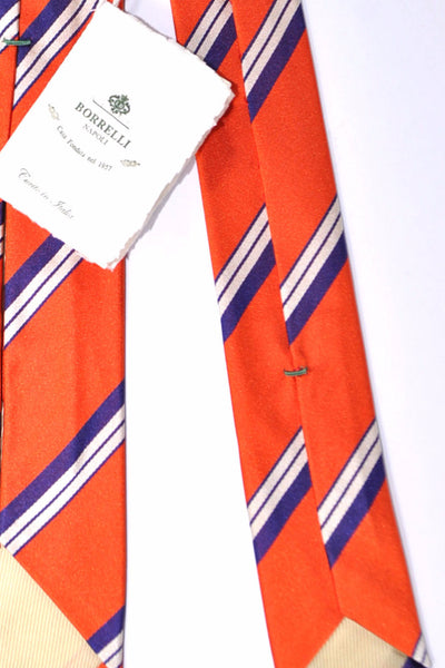 Borrelli Sevenfold Ties ROYAL COLLECTION