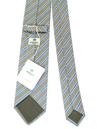 Luigi Borrelli Silk Ties