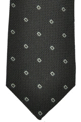 Luigi Borrelli Tie Royal Collection Dark Brown