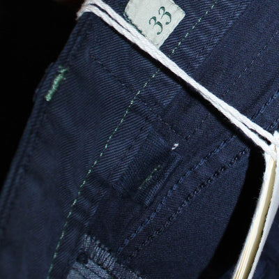 Luigi Borrelli Pants Navy - Slim Fit