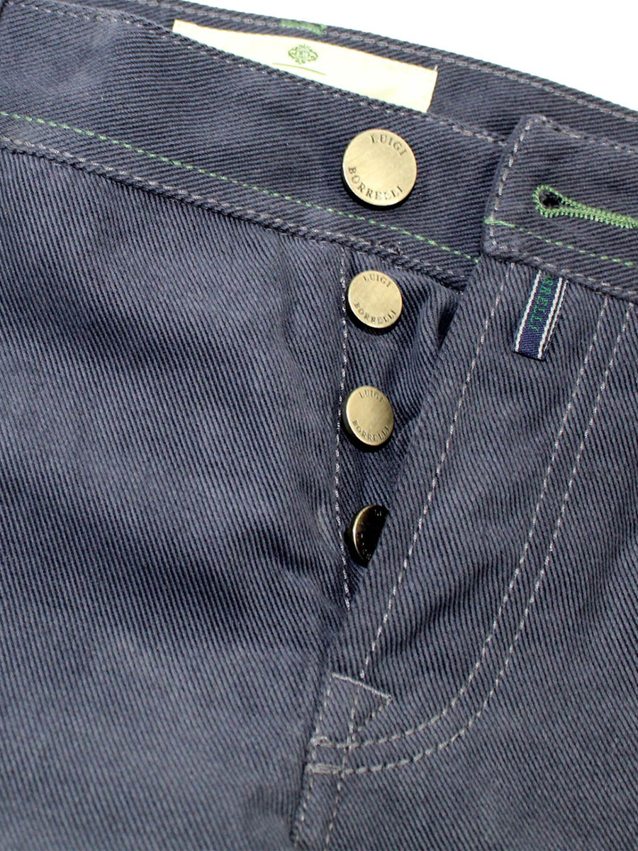 Luigi Borrelli 5 Pocket Pants
