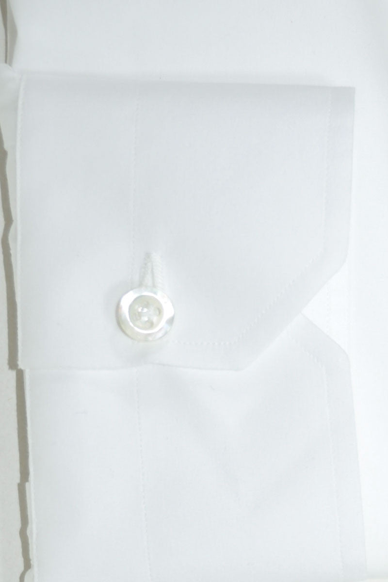 Luigi Borrelli Shirt Royal Collection White