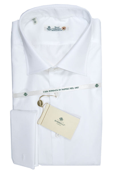 Luigi Borrelli Shirt Dress Shirts Men