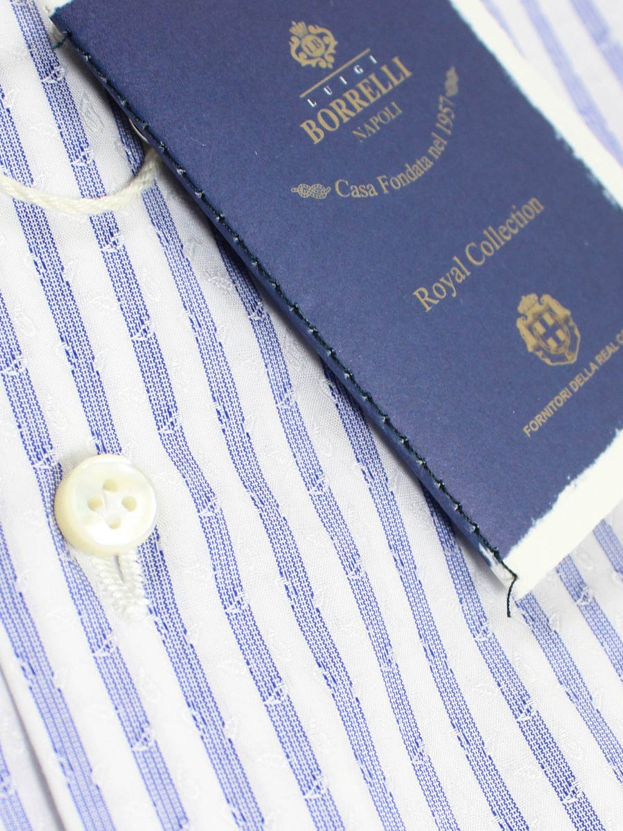 Luigi Borrelli Royal Collection New Shirt
