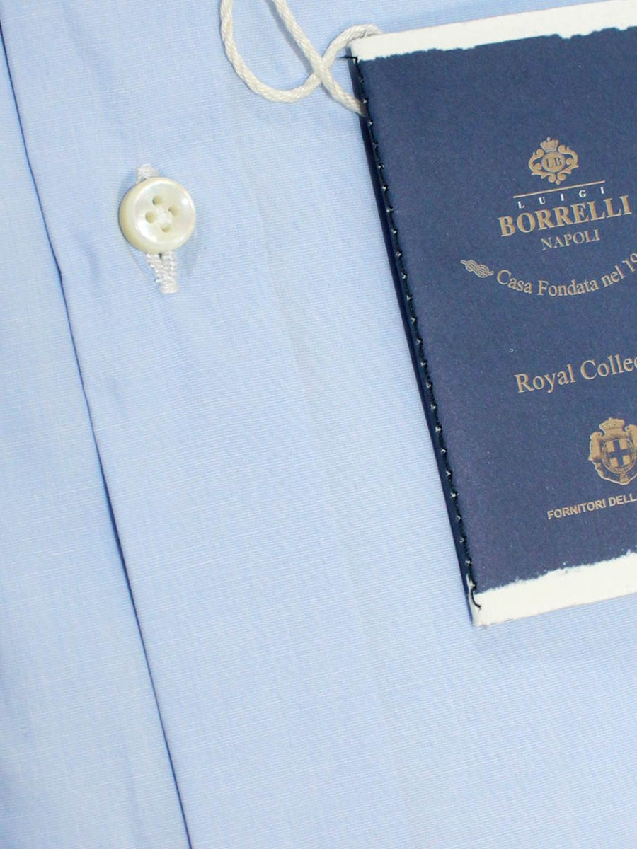 Borrelli Dress Shirt Royal Collection