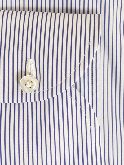 Luigi Borrelli Dress Shirt ROYAL COLLECTION Genuine