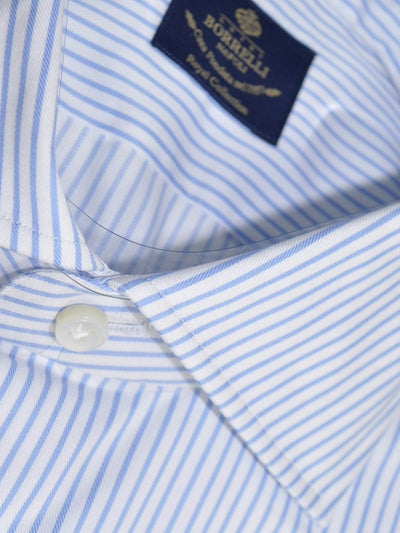 Luigi Borrelli Dress Shirt ROYAL COLLECTION