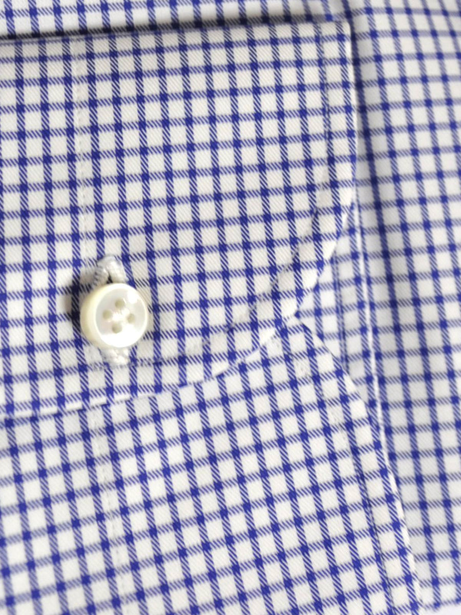 Luigi Borrelli Dress Shirt ROYAL COLLECTION New