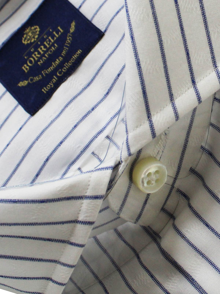 Luigi Borrelli Royal Collection  shirt