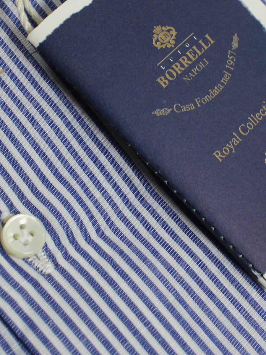 Borrelli Shirt ROYAL COLLECTION - Borrelli Shirt Price