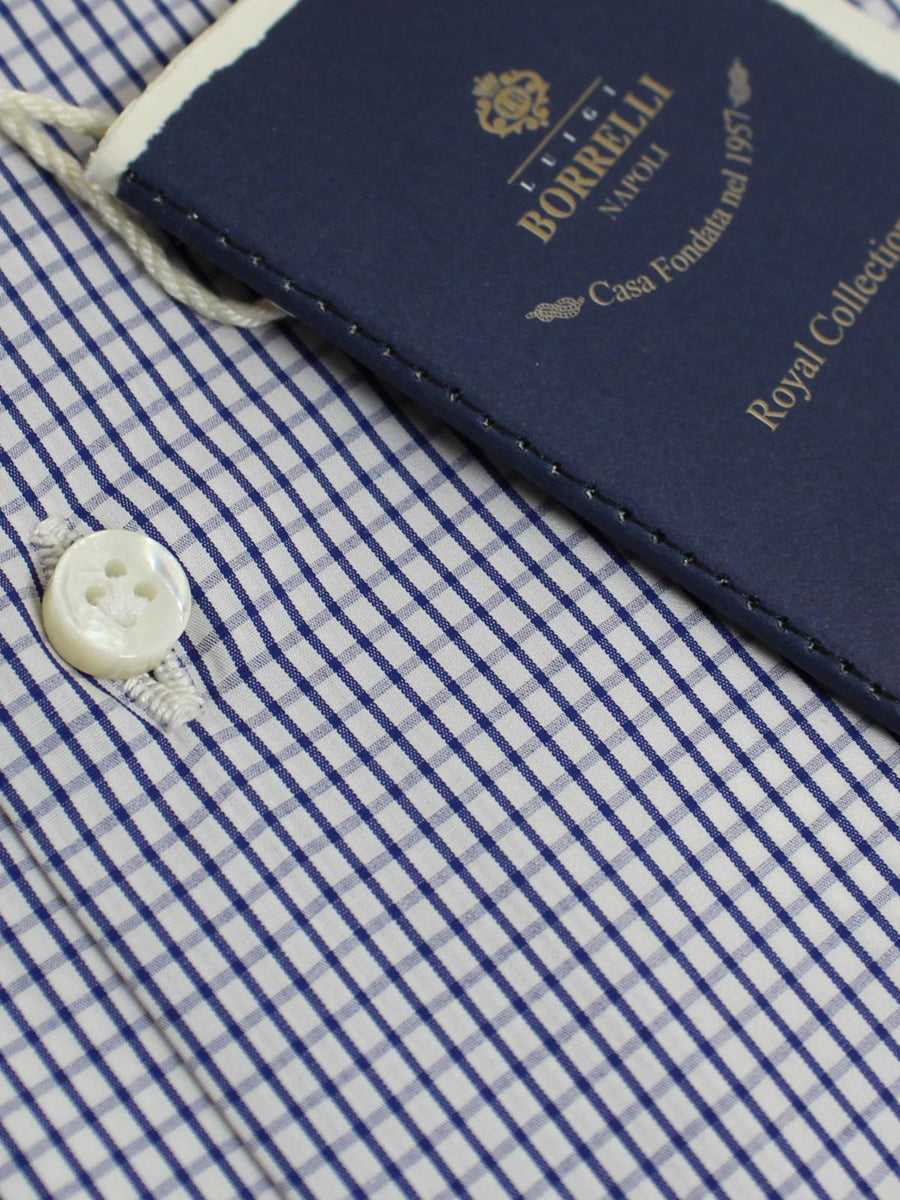 Luigi Borrelli Shirt ROYAL COLLECTION