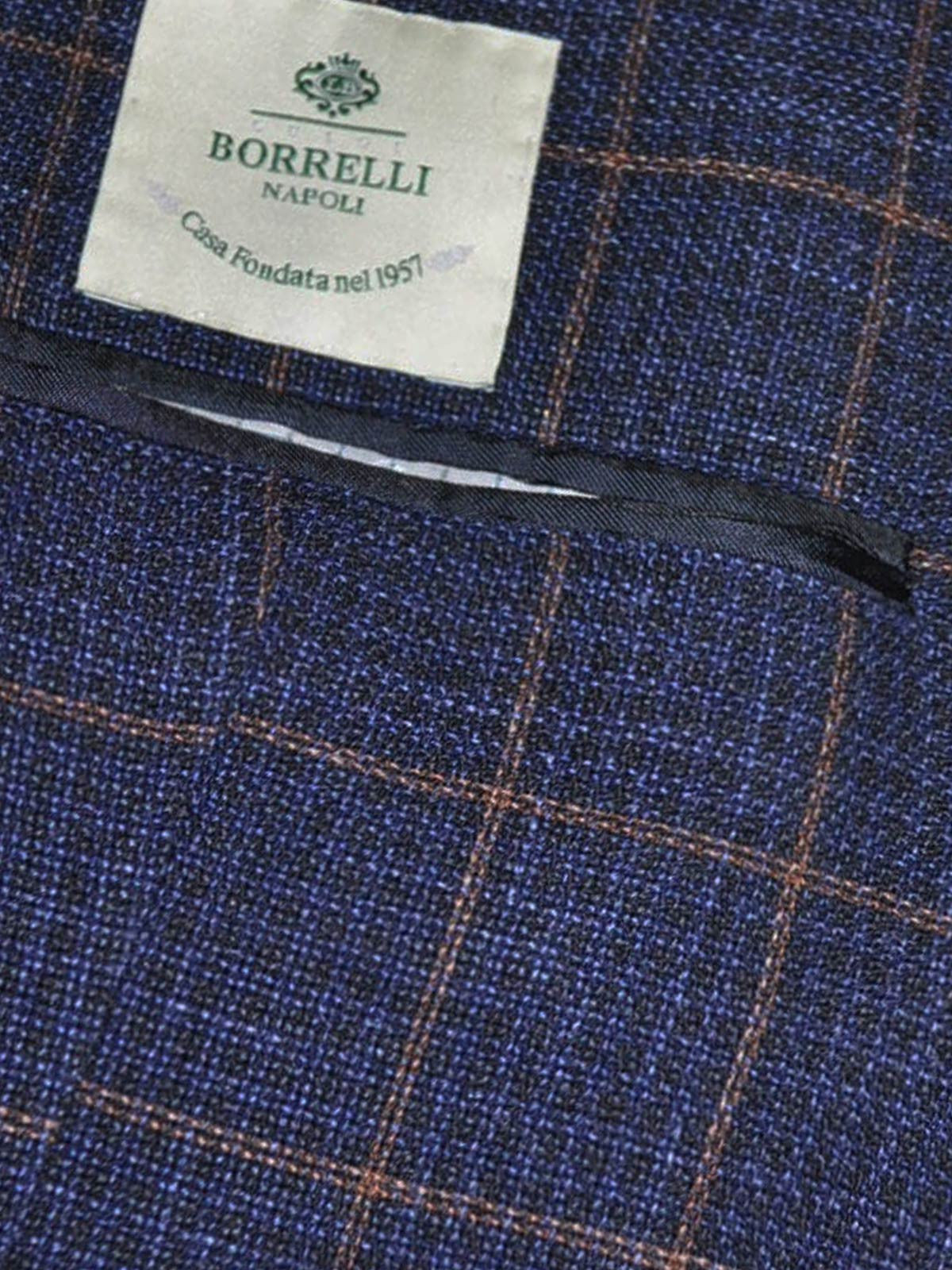 New Luigi Borrelli Sport Coat