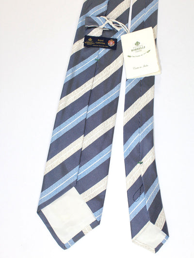 Luigi Borrelli 11 Fold Tie men's ROYAL COLLECTION - Elevenfold Necktie