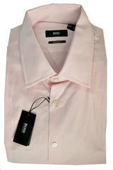 Hugo Boss Dress Shirt Pink