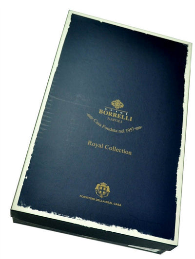 Original Luigi Borrelli Royal Collection Gift Box