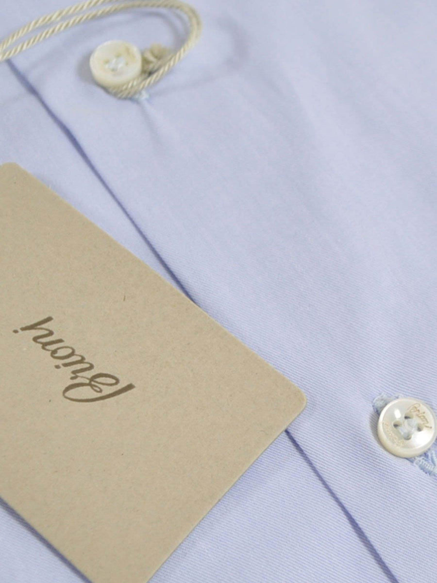 Brioni Dress Shirt Light Blue Design