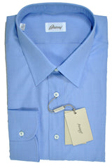 Brioni Dress Shirt Blue
