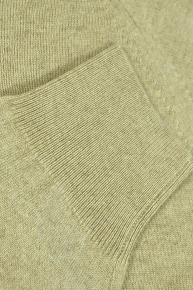 Brunello Cucinelli Cashmere Sweater Cream