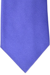 Burberry Tie Purple Grosgrain - Wide Necktie