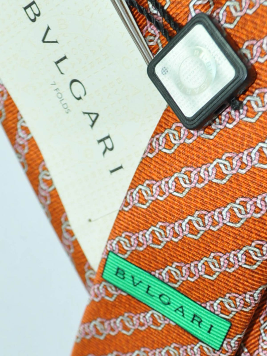 Bvlgari Sevenfold Ties